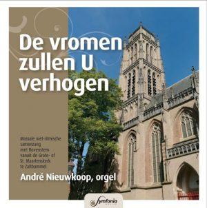 De vromen zullen U verhogen - André Nieuwkoop