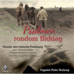 Psalmen rondom Biddag - Pieter Heykoop