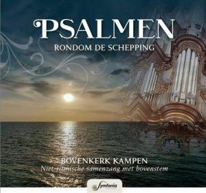Psalmen rondom de schepping - André Nieuwkoop