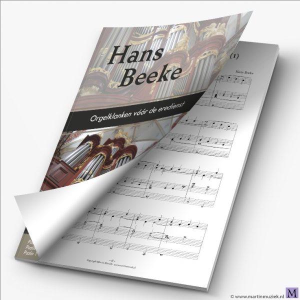 Download | Hans Beeke | Orgelklanken voor de eredienst - deel 1 - noten