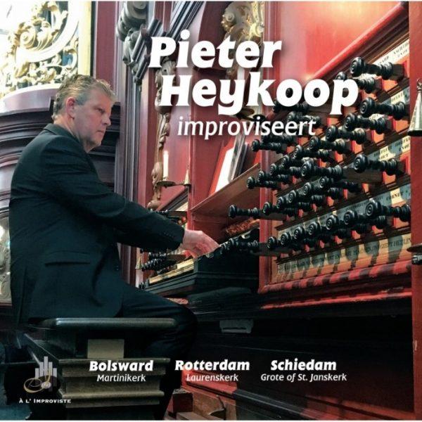 Pieter Heykoop improviseert | Bolsward - Rotterdam - Schiedam
