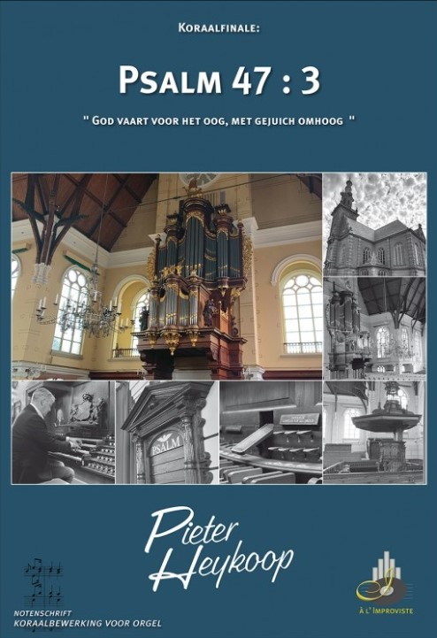 Pieter Heykoop - Psalm 47 vers 3 - noten