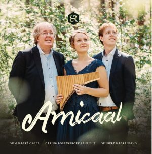 Amicaal | Wim, Wilbert en Carina