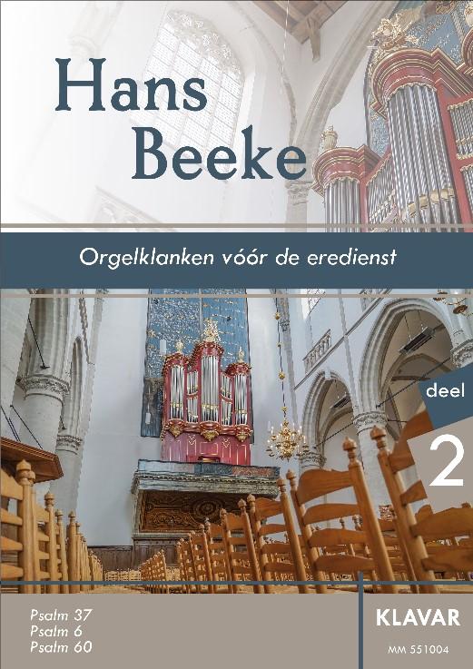 Hans Beeke - Orgelklanken voor de eredienst (deel 2) - klavar