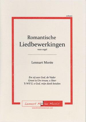 Lennart Moree | Romantische liedbewerkingen voor orgel (deel 1) - noten