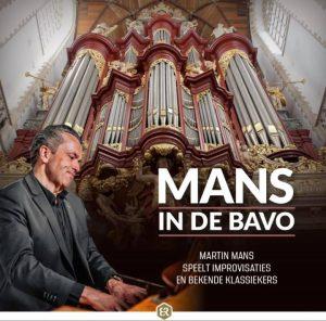 MANS in de Bavo - Martin Mans