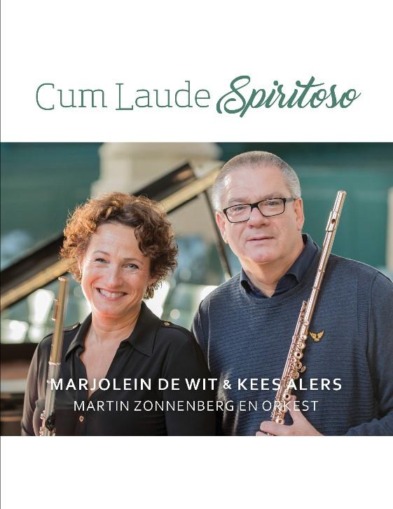 Martin Zonnenberg | Cum Laude Spiritoso - noten