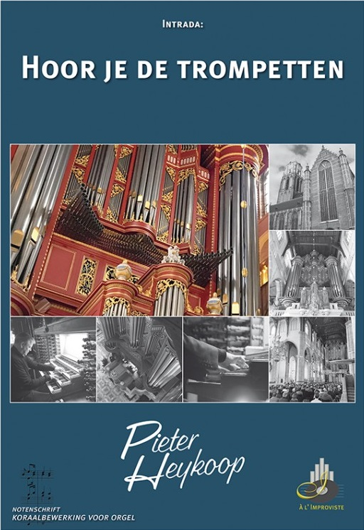 Pieter Heykoop | Hoor je de trompetten - noten