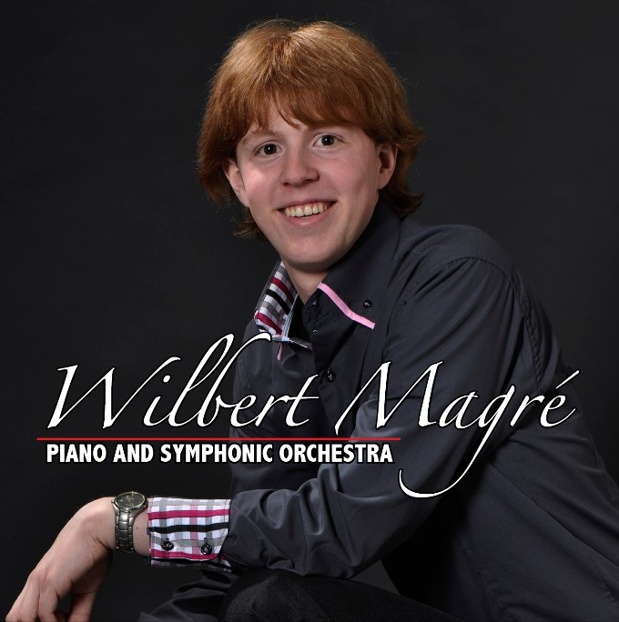 Wilbert Magré | Piano and Symphonic Orchestra