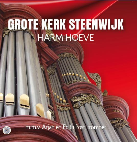 Harm Hoeve - Grote kerk Steenwijk
