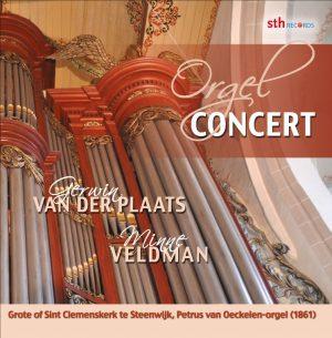 Orgelconcert | Gerwin van der Plaats en Minne Veldman