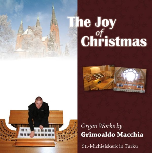 The Joy of Christmas | Organ works Grimoado Macchia