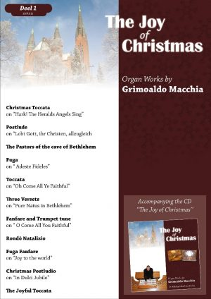 Grimoaldo Macchia | The Joy of Christmas (deel 1) noten