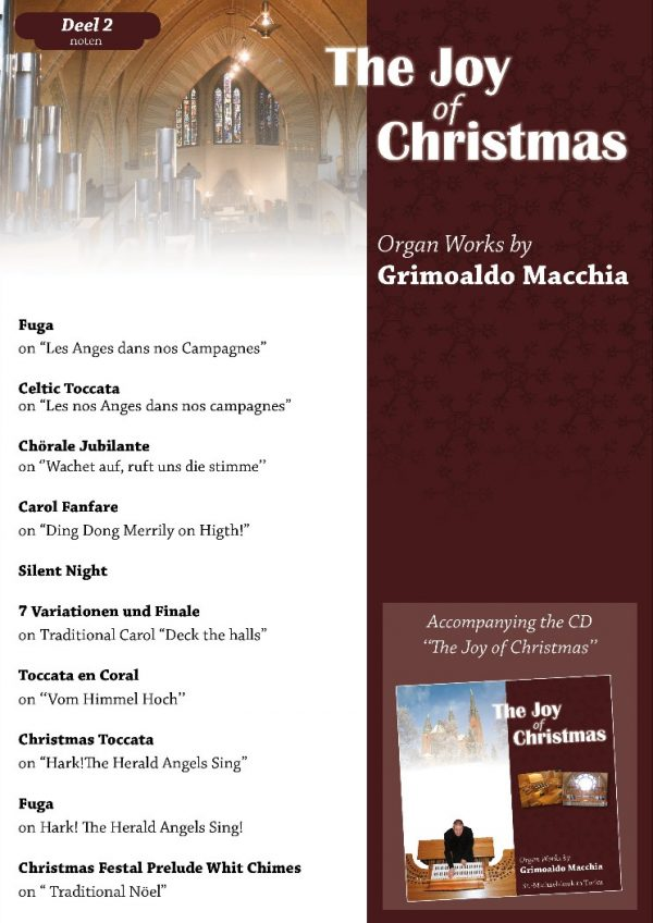 Grimoaldo Macchia | The Joy of Christmas - deel 2
