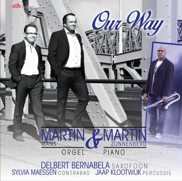Our way | Jubileum-CD van Martin & Martin