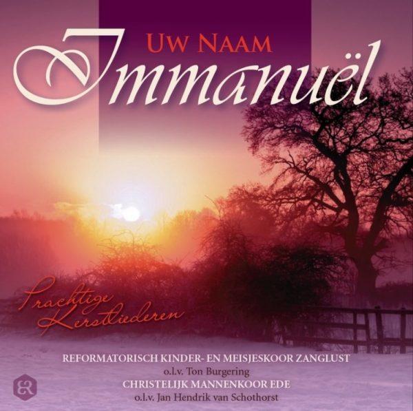 Uw Naam Immanuël - Kerst
