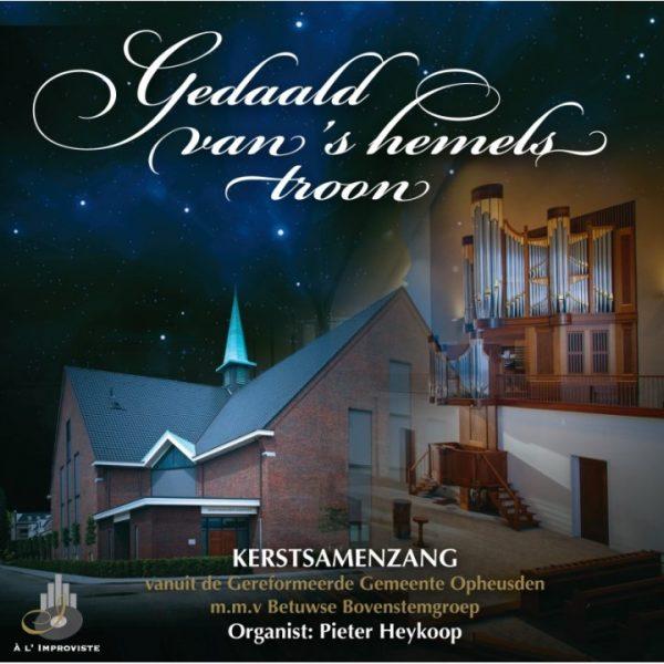 Gedaald van 's hemels troon | Pieter Heykoop