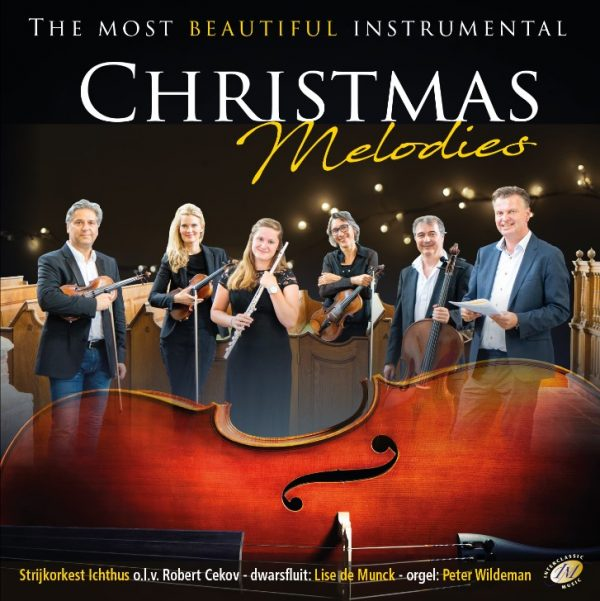 The most beautiful instrumental - Christmas melodies