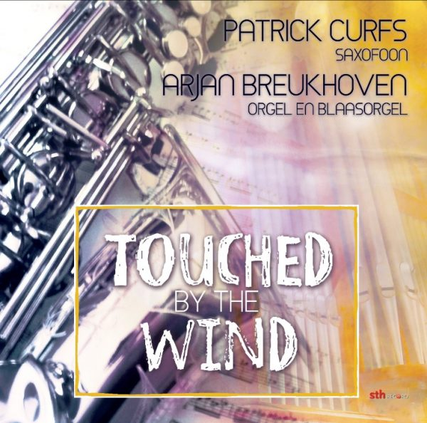 Touched by the wind | Saxofoon en orgel