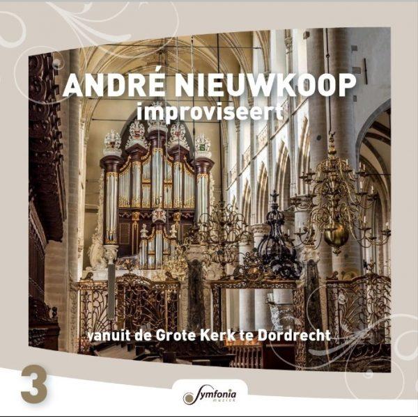 André Nieuwkoop improviseert - deel 3