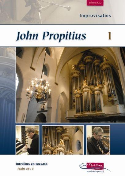 John Propitius | Improvisaties (deel 1) - klavar