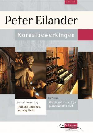 Peter Eilander | Koraalbewerkingen - klavar