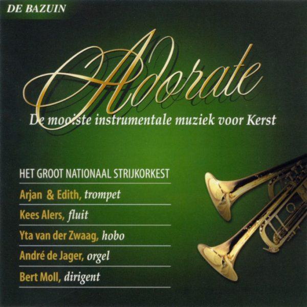 Adorate | Kerst met het Groot Nationaal Strijkorkest
