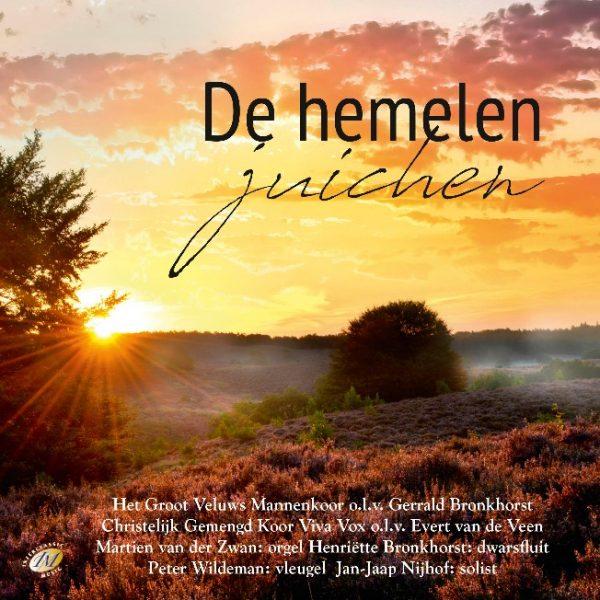 Het Groot Veluws Mannenkoor zingt Psalmen