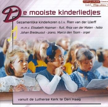 De mooiste kinderliedjes | Gezamelijke Jeugd- en Meisjeskoren