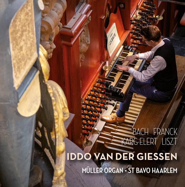 Iddo van der Giessen | Müller organ - St. Bavo Haarlem