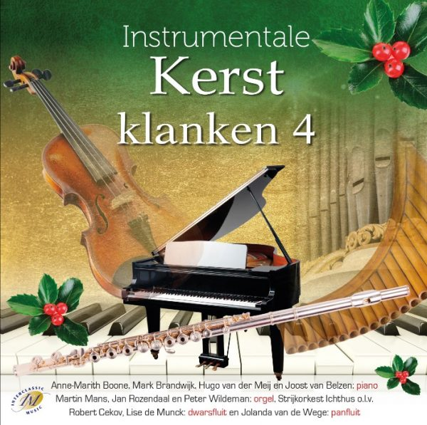Instrumentale Kerstklanken - deel 4