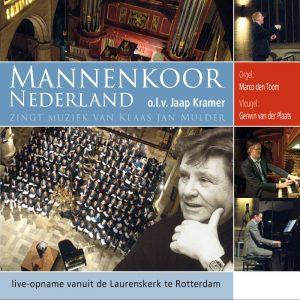 Mannenkoor Nederland | Zingen muziek van Klaas Jan Mulder