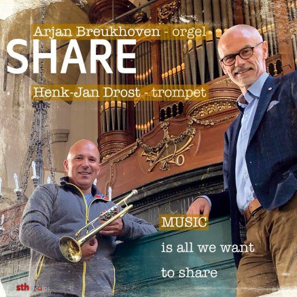 Share | Arjan Breukhoven en Henk-Jan Drost