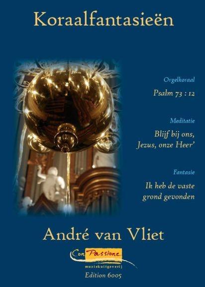 André van Vliet | Koraalfantasieën - noten
