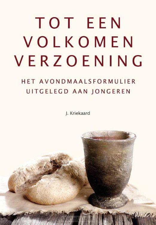 J. Kriekaard | Tot een volkomen verzoening (jongeren)