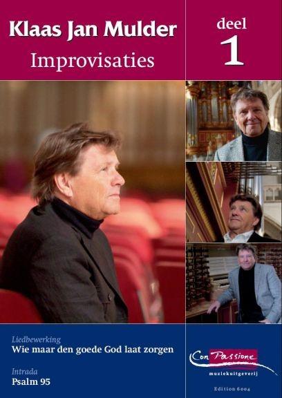 Klaas Jan Mulder | Improvisaties deel 1 - noten