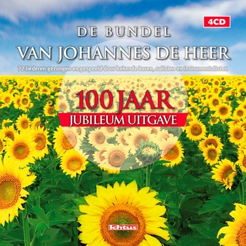 100 jaar Johannes de Heer 4CD box