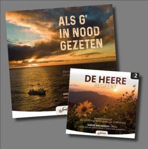 Duo aanbieding | André Nieuwkoop - Overdenking en bemoediging