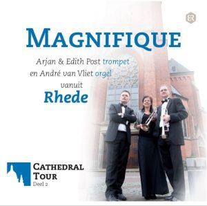 Magnifique - deel 2 | André van Vliet en Arjan en Edith Post