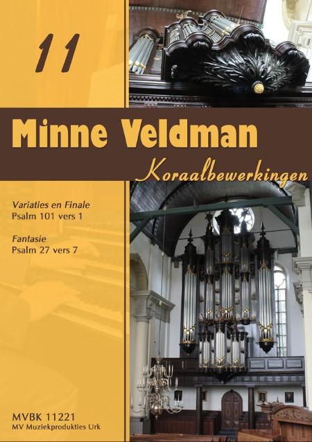 Minne Veldman | Koraalbewerkingen deel 11 - noten