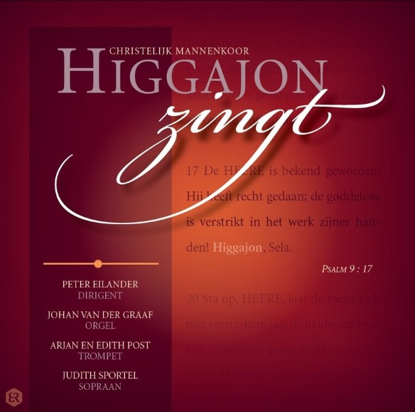 Higgajon zingt | Christelijk mannenkoor Higgajon