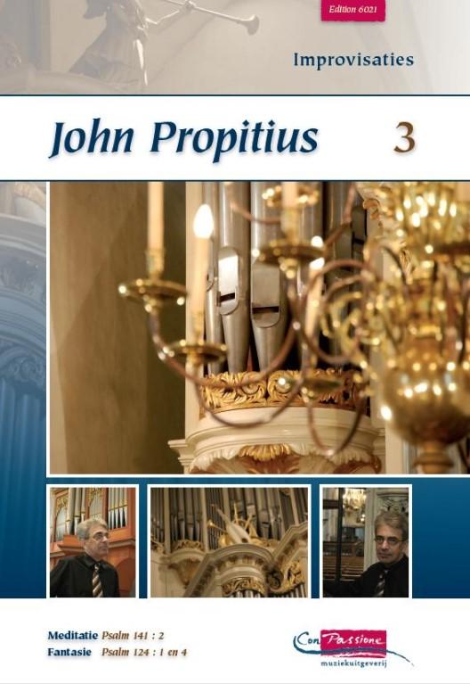 John Propitius | Improvisaties deel 3 - klavar