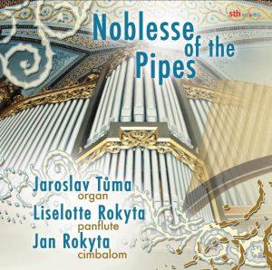 Noblesse of the Pipes | orgel, panfluit en cymbaal