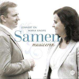 Samen musiceren | Lennert en Maria Knops