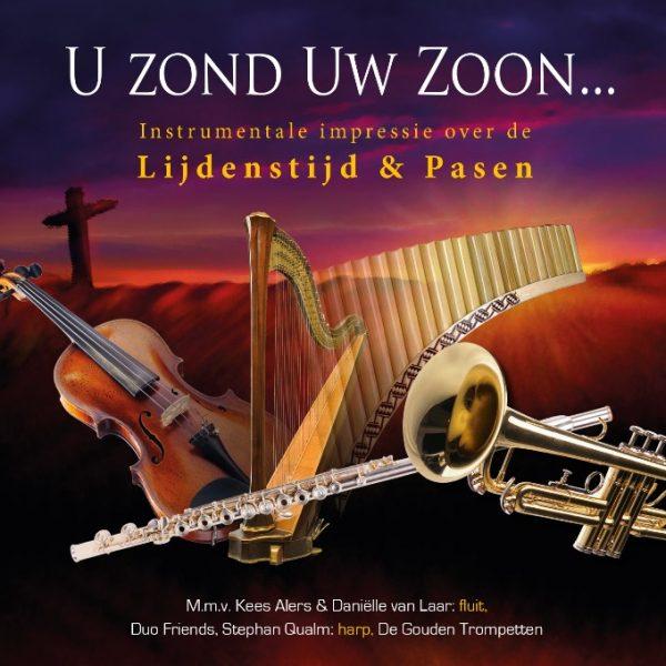 U zond Uw Zoon - Paas-CD (instrumentaal)