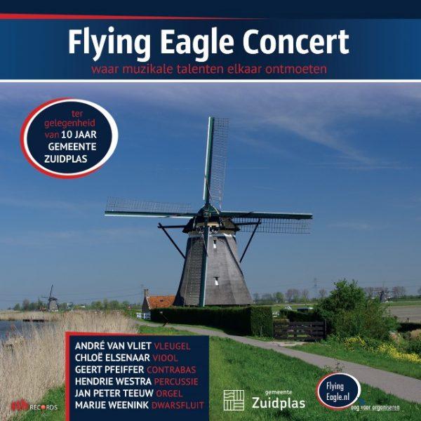 Flying Eagle Concert | Waar muzikale talenten elkaar ontmoeten