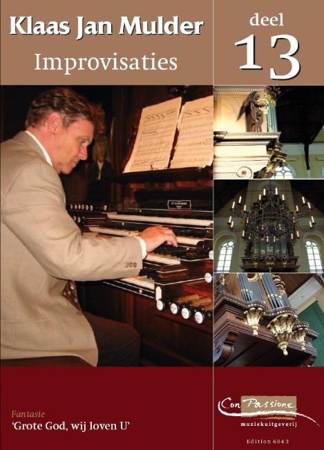 Klaas Jan Mulder | Improvisaties deel 13 - noten