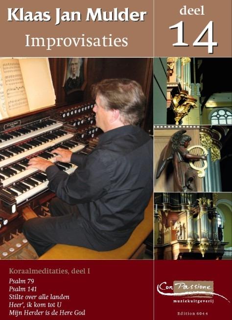 Klaas Jan Mulder | Improvisaties deel 14 - noten