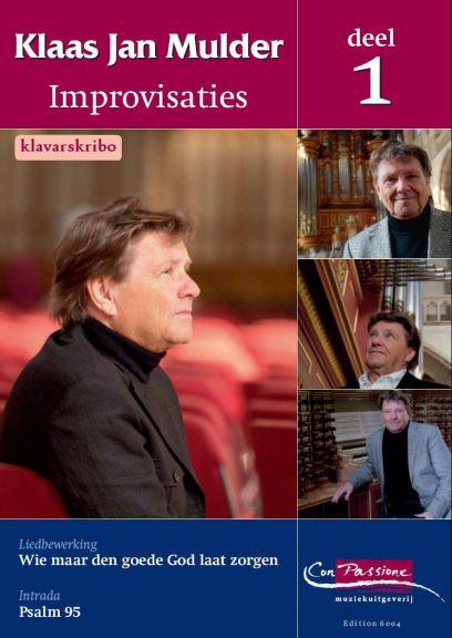 Klaas Jan Mulder | Improvisaties deel 1 - klavar