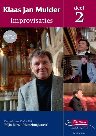 Klaas Jan Mulder | Improvisaties deel 2 - klavar